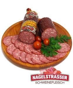 Jausenwurst scharf